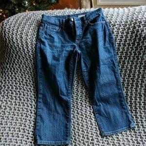 Capri jeans Gap